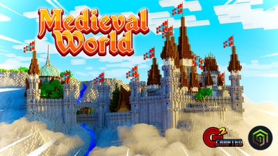 Medieval World on the Minecraft Marketplace by G2Crafted