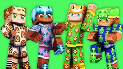 Animal PJs on the Minecraft Marketplace by 57Digital
