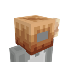 Meat Mask on the Minecraft Marketplace by BLOCKLAB Studios
