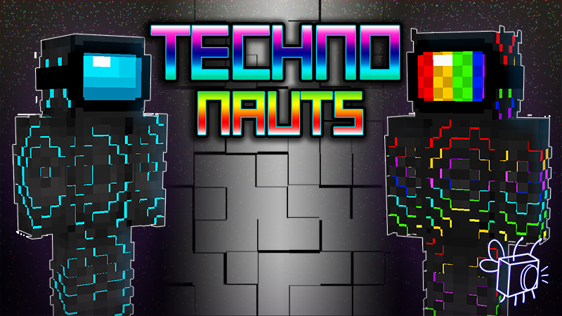 Techno Nauts on the Minecraft Marketplace by Blu Shutter Bug
