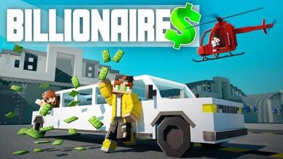 Billionaires on the Minecraft Marketplace by Cubed Creations