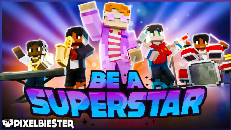 Be a Superstar on the Minecraft Marketplace by Pixelbiester