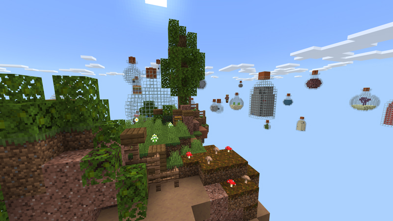 SKYBLOCK! by Chunklabs