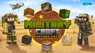 Military Craft  Texture Pack on the Minecraft Marketplace by GoE-Craft
