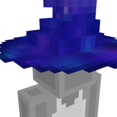 Wizard Hat on the Minecraft Marketplace by Cynosia