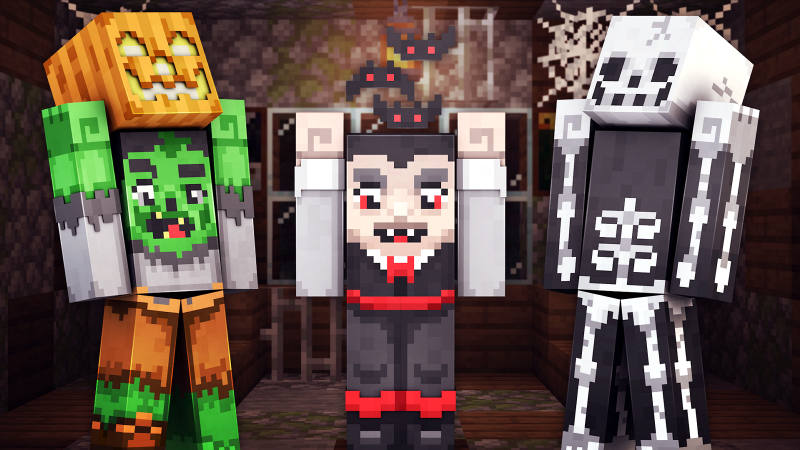 Mini Monsters on the Minecraft Marketplace by 57Digital