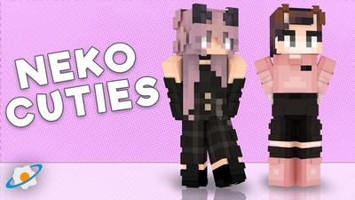 Neko Cuties on the Minecraft Marketplace by NovaEGG