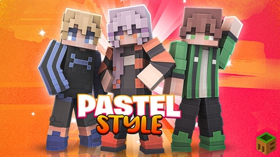 Pastel Style on the Minecraft Marketplace by MobBlocks