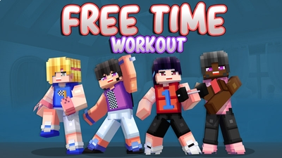 Free Time Workout on the Minecraft Marketplace by Dark Lab Creations