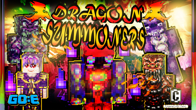 Dragon Summoners Skin Pack