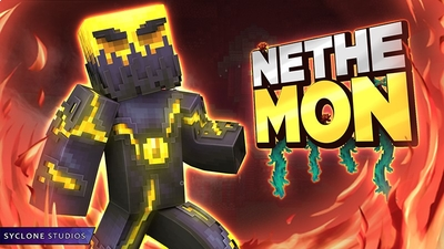 Nethemon HD Skins on the Minecraft Marketplace by Syclone Studios