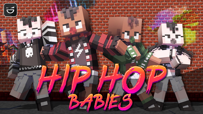 Hip Hop Babies on the Minecraft Marketplace by Giggle Block Studios