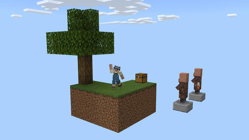 Advanced Skyblock Minions by Cubed Creations