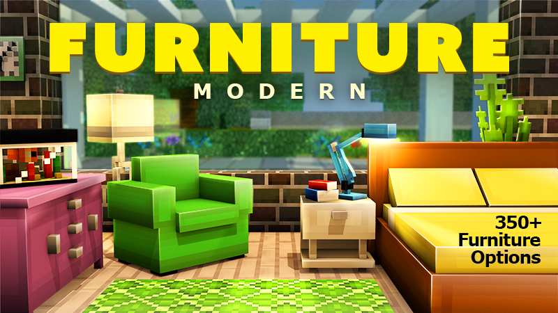 Furniture Modern on the Minecraft Marketplace by Spark Squared