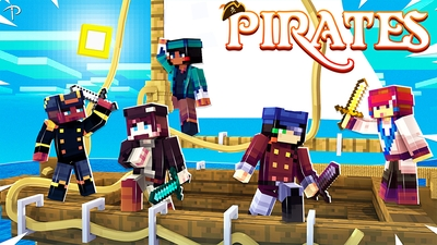 Pirates on the Minecraft Marketplace by Pickaxe Studios
