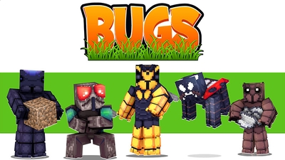 Bugs on the Minecraft Marketplace by Dig Down Studios