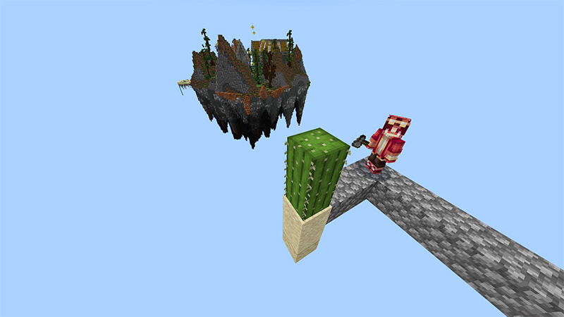 SKYBLOCK! on the Minecraft Marketplace by Pickaxe Studios