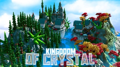 Kingdom of Crystal on the Minecraft Marketplace by RareLoot