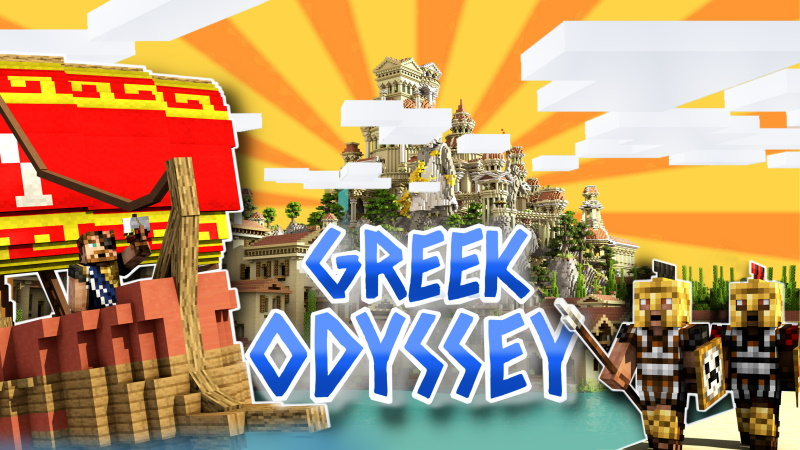 Greek Odyssey on the Minecraft Marketplace by Norvale