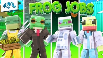 Frog Jobs on the Minecraft Marketplace by Monster Egg Studios