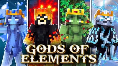 Gods of Elements on the Minecraft Marketplace by Dig Down Studios