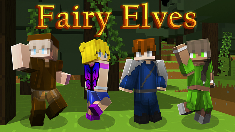 Fairy Elves on the Minecraft Marketplace by PixelOneUp