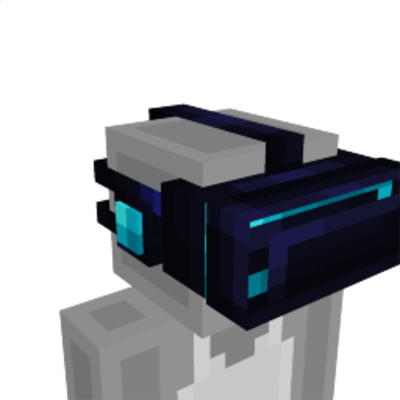 VR Headset on the Minecraft Marketplace by Team Visionary