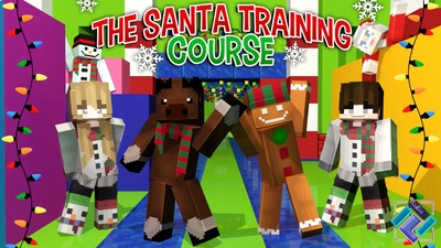 The Santa Training Course on the Minecraft Marketplace by PixelOneUp