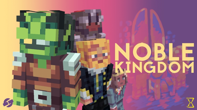 Noble Kingdom on the Minecraft Marketplace by Hourglass Studios