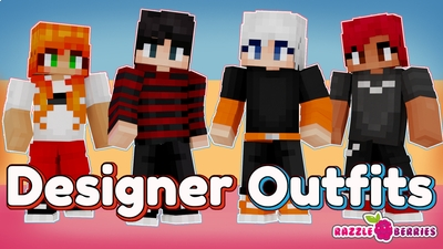 Designer Outfits on the Minecraft Marketplace by Razzleberries