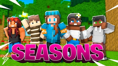 Seasons on the Minecraft Marketplace by Senior Studios