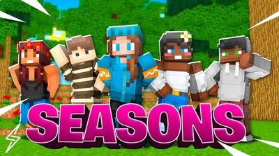 Seasons on the Minecraft Marketplace by Senior Studios