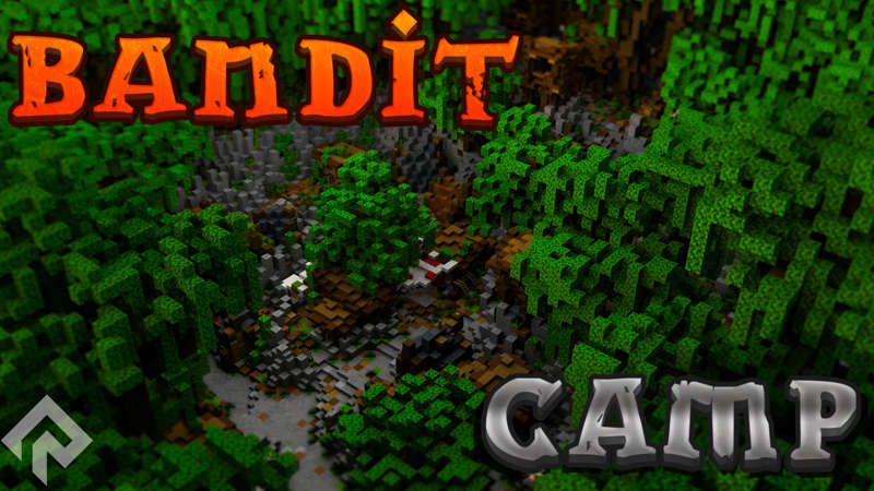 Bandit Camp on the Minecraft Marketplace by RareLoot
