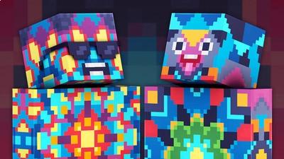 Kaleidoscope on the Minecraft Marketplace by 57Digital