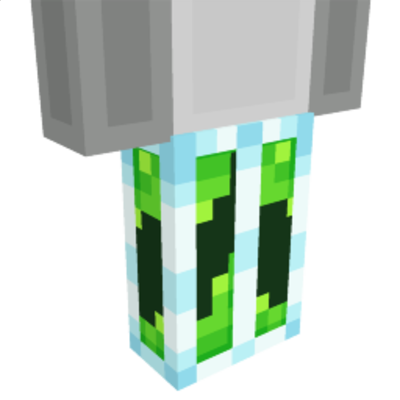 Slime Legs on the Minecraft Marketplace by Razzleberries