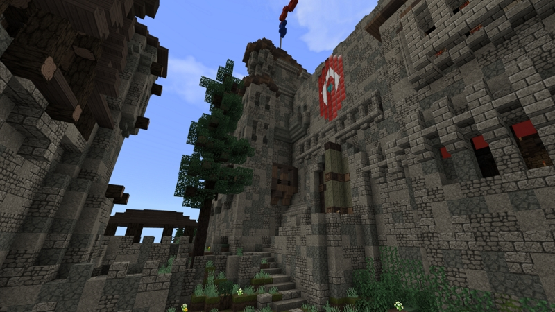 Forlorn Valley on the Minecraft Marketplace by Aurafall Studios