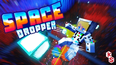 Space Dropper on the Minecraft Marketplace by Kreatik Studios