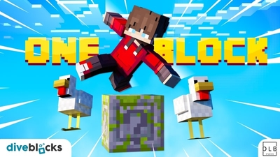 One Block on the Minecraft Marketplace by Diveblocks