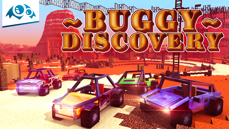 Buggy Discovery on the Minecraft Marketplace by Monster Egg Studios