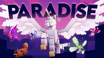 Paradise on the Minecraft Marketplace by Team Vaeron