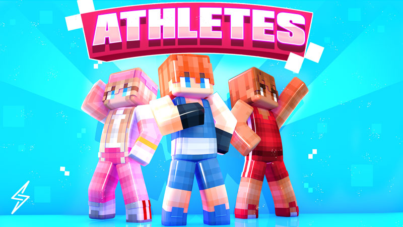 Athletes on the Minecraft Marketplace by Senior Studios