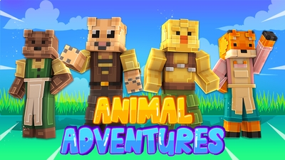 Animal Adventures on the Minecraft Marketplace by Norvale