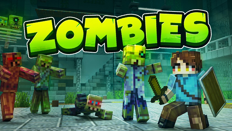 Zombies on the Minecraft Marketplace by BBB Studios