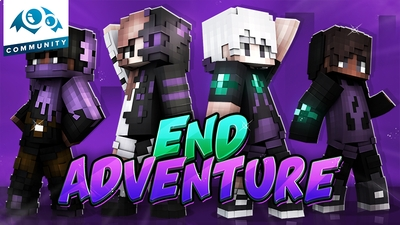 End Adventure on the Minecraft Marketplace by Monster Egg Studios