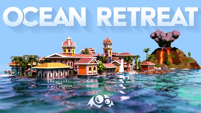 Ocean Retreat on the Minecraft Marketplace by Monster Egg Studios