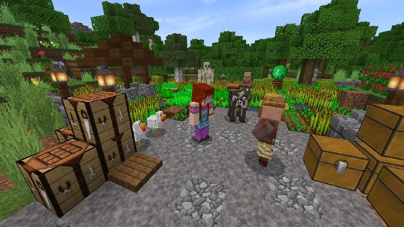 Clear Craft In Minecraft Marketplace Minecraft