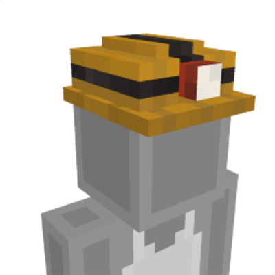 Mine Helmet on the Minecraft Marketplace by Pixelbiester