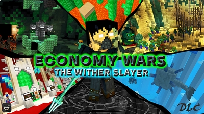 Economy Wars The Wither Slayer on the Minecraft Marketplace by Dark Lab Creations