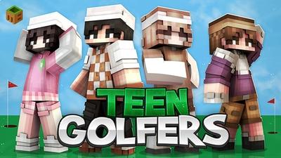 Teen Golfers on the Minecraft Marketplace by MobBlocks