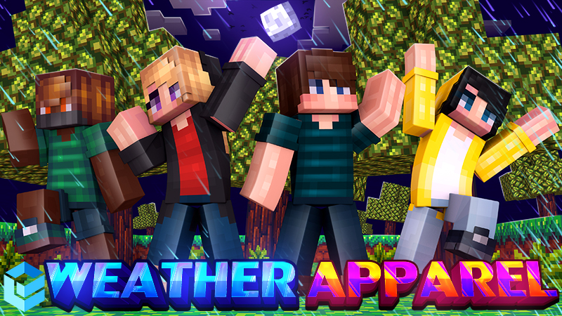 Weather Apparel on the Minecraft Marketplace by Entity Builds